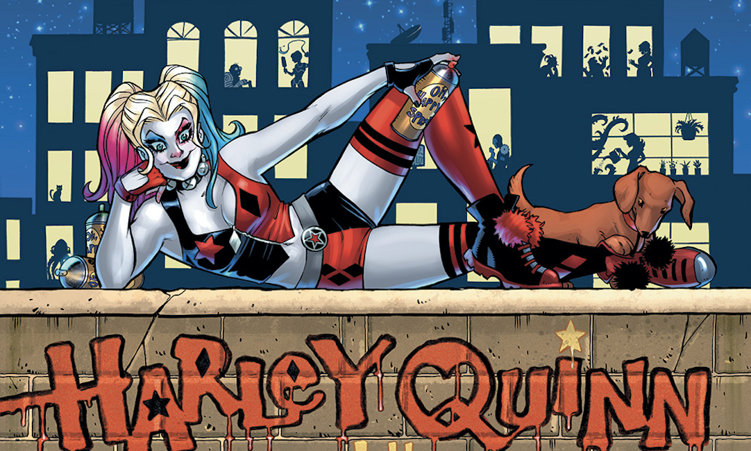 Harley Quinn's A Wanted Woman In DC's New Birds Of Prey Black Label Series