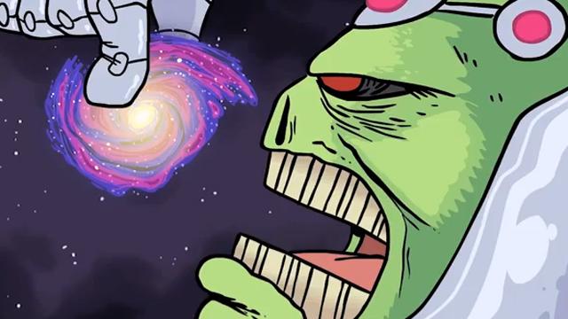 DC Universe Online, Summarized In A Single Minute