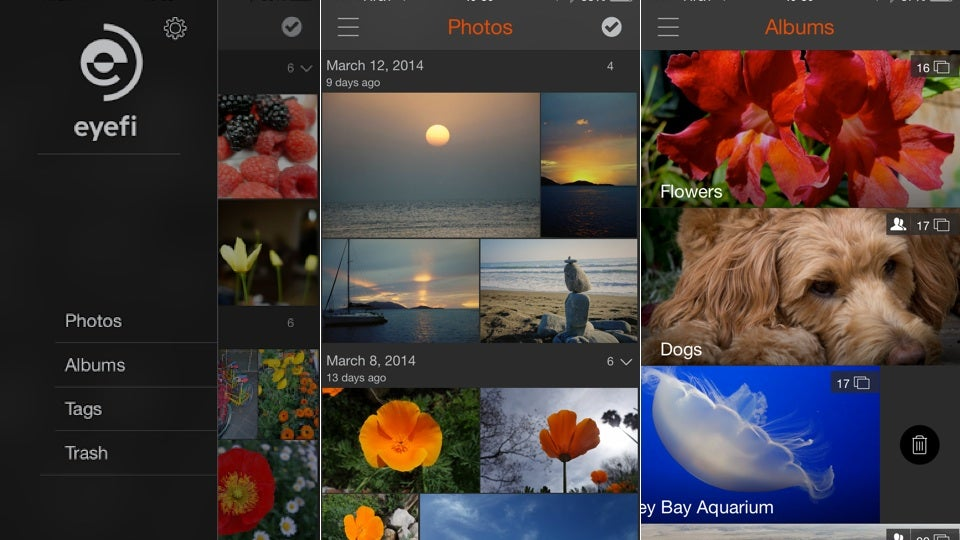 Eyefi Cloud Syncs Photos From Your Camera to the Internet in a Flash