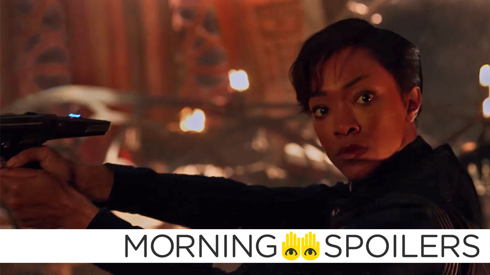 More Details On The Tragic Backstory Of Star Trek: Discovery's Main Character