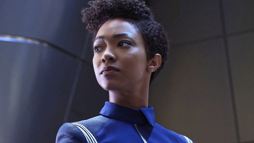 Sonequa Martin-Green Thinks Discovery's Burnham Will Be Captain Someday… But How?