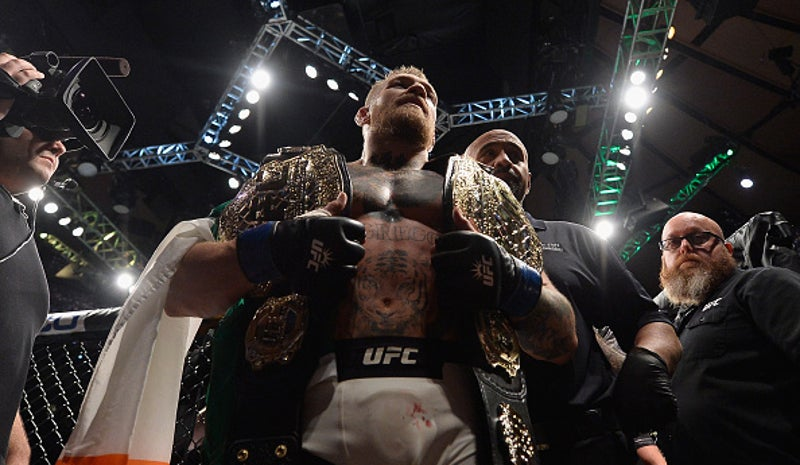 Conor McGregor Rules The UFC, For Better And Worse
