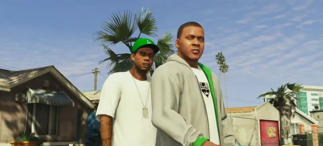 Grand Theft Auto V Is Coming To PS5