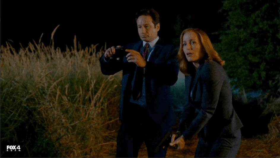Some Lessons in Smartphone Photography, Courtesy of the X-Files