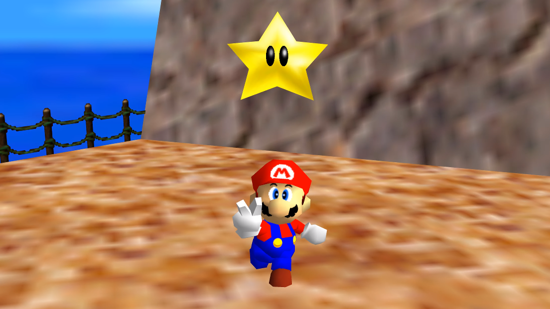 As Expected, Nintendo Is Taking Down That Unofficial Super Mario 64 PC Port