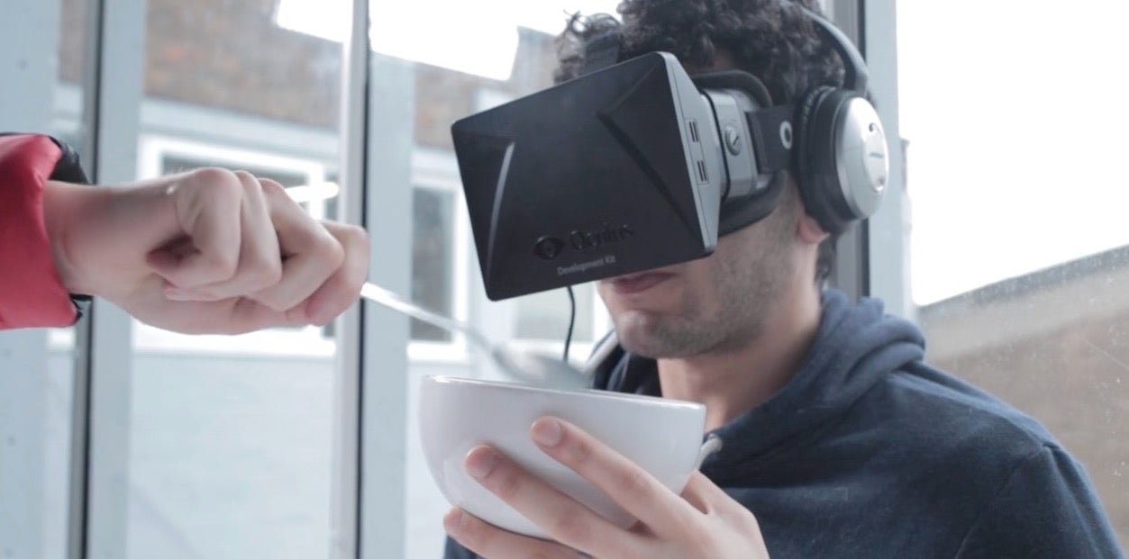 This Dude Wants To Wear Oculus for a Month and Live As Someone Else