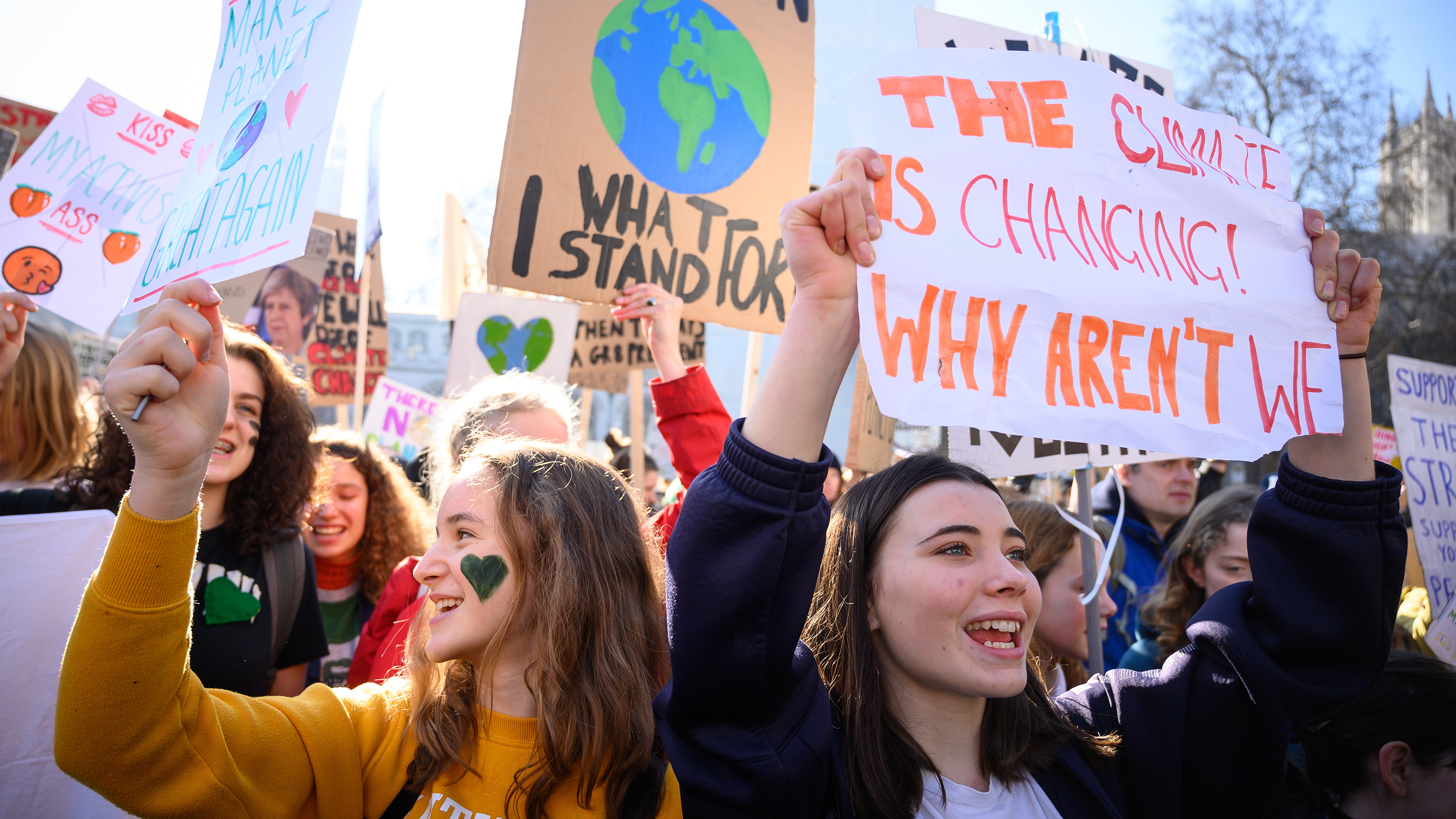 How To Support Your Climate Change Protester