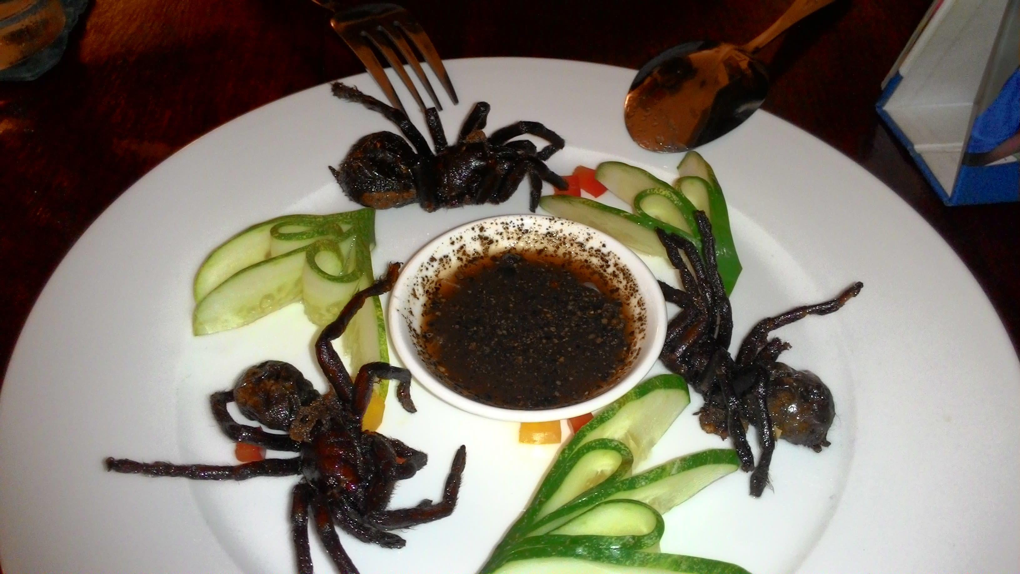 Some Edible Insects Beat Orange Juice And Olive Oil In Antioxidant Test
