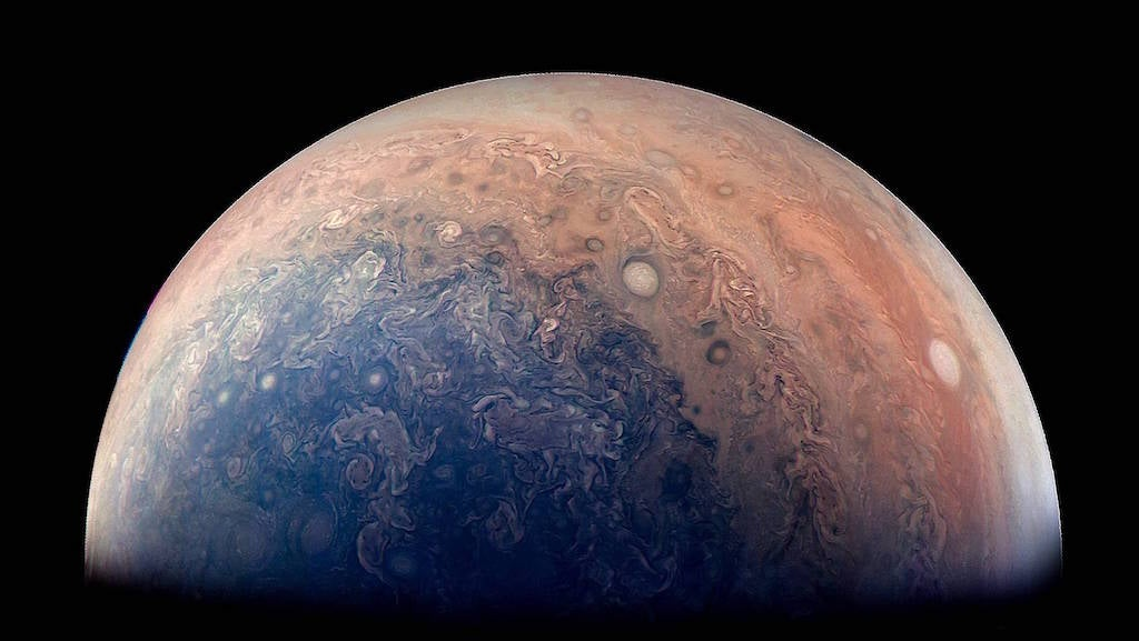 Let Glorious Jupiter Distract You From Existential Dread