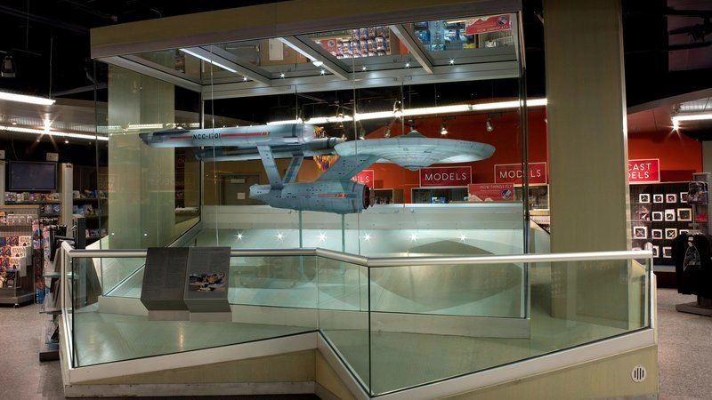 The Original Starship Enterprise Has Been Restored to Its Former Glory