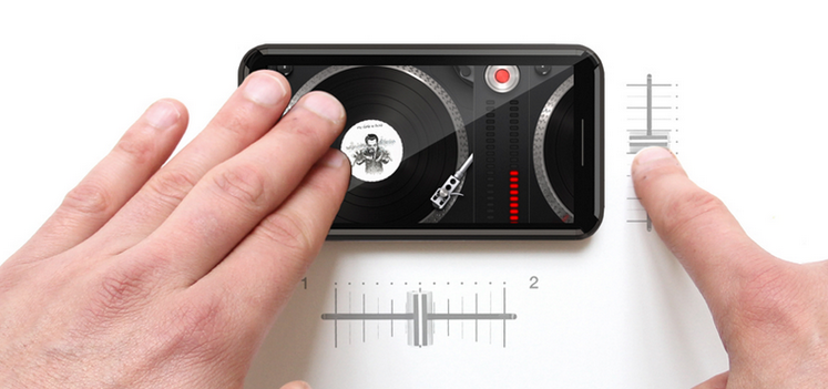 This Case Transforms the Space Around Your iPhone Into a Trackpad