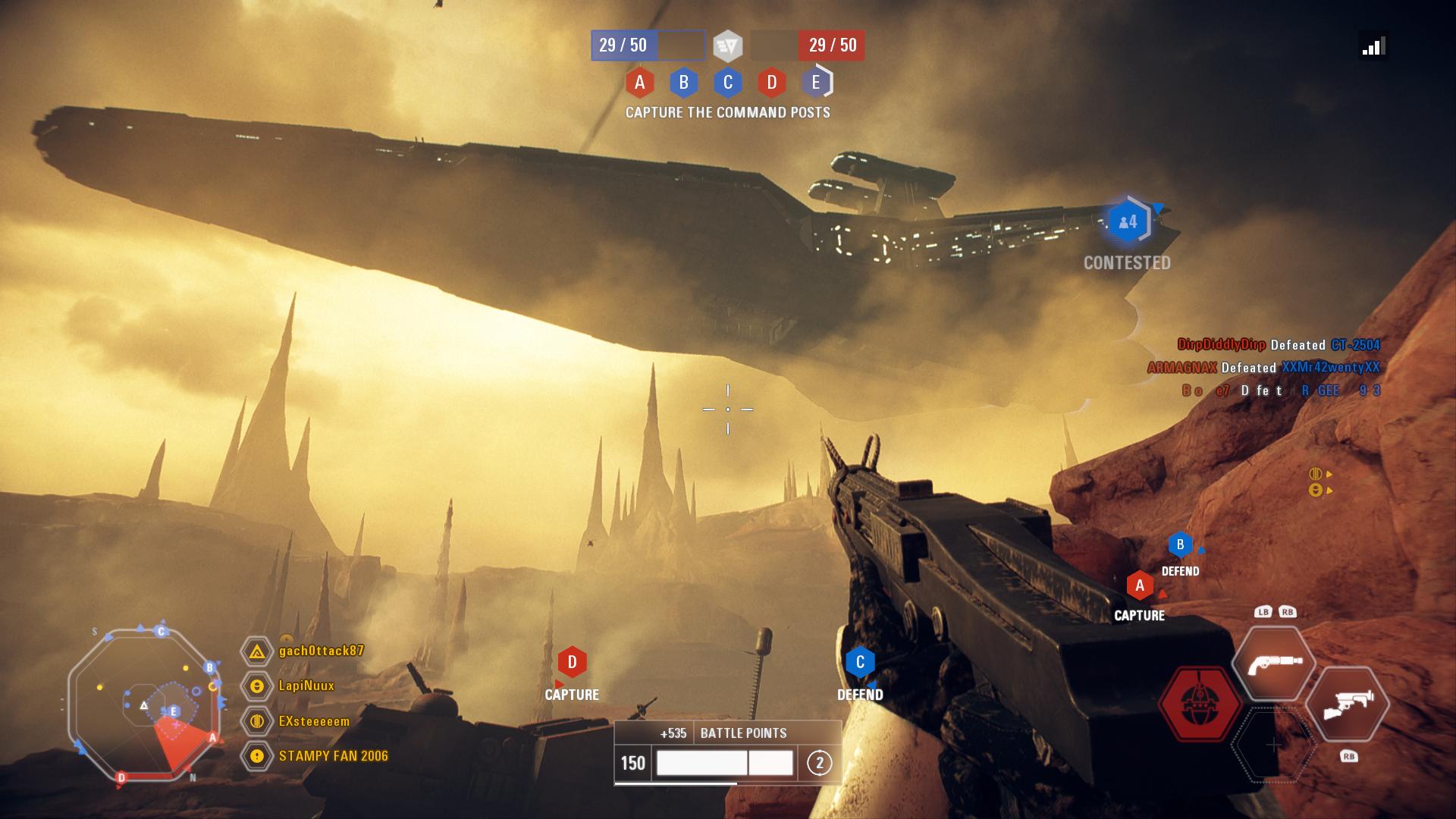 Star Wars: Battlefront II's New Mode Is Fun, When It Works