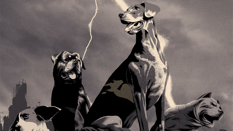 Read The First Issue Of The Fantastic Animal Apocalypse Comic Legend, Here For Free