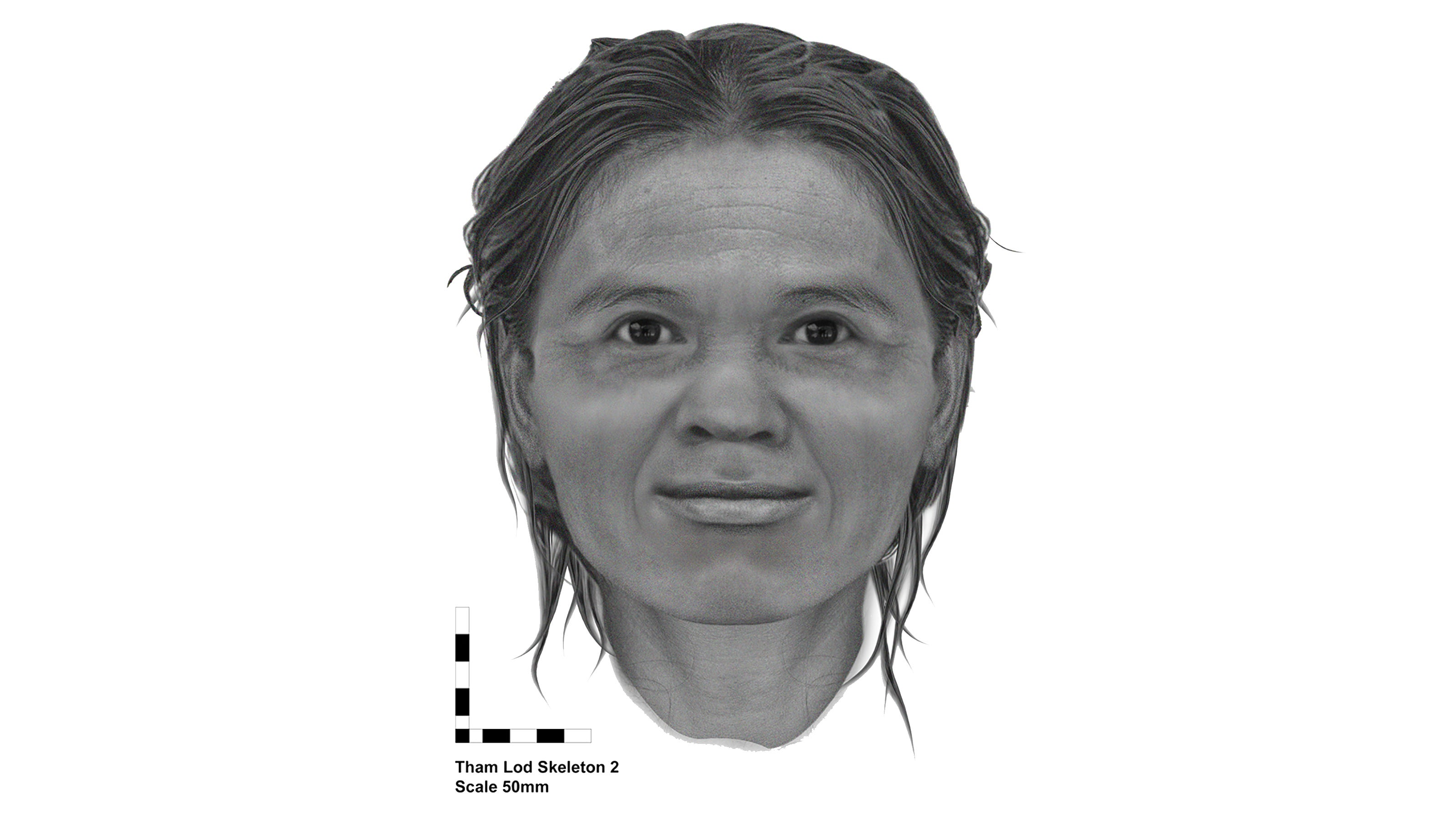 How Do You Keep A 13,600-Year-Old Woman From Looking Like Wilma Flintstone?