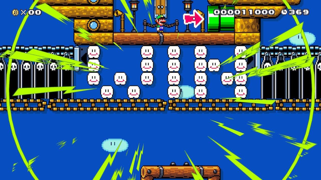 Brilliant Mario Maker 2 Designer Makes Courses Unlike Any Mario Game
