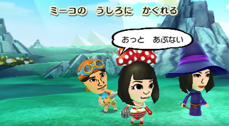 Nintendo's New JRPG Miitopia Looks Nuts In A Good Way