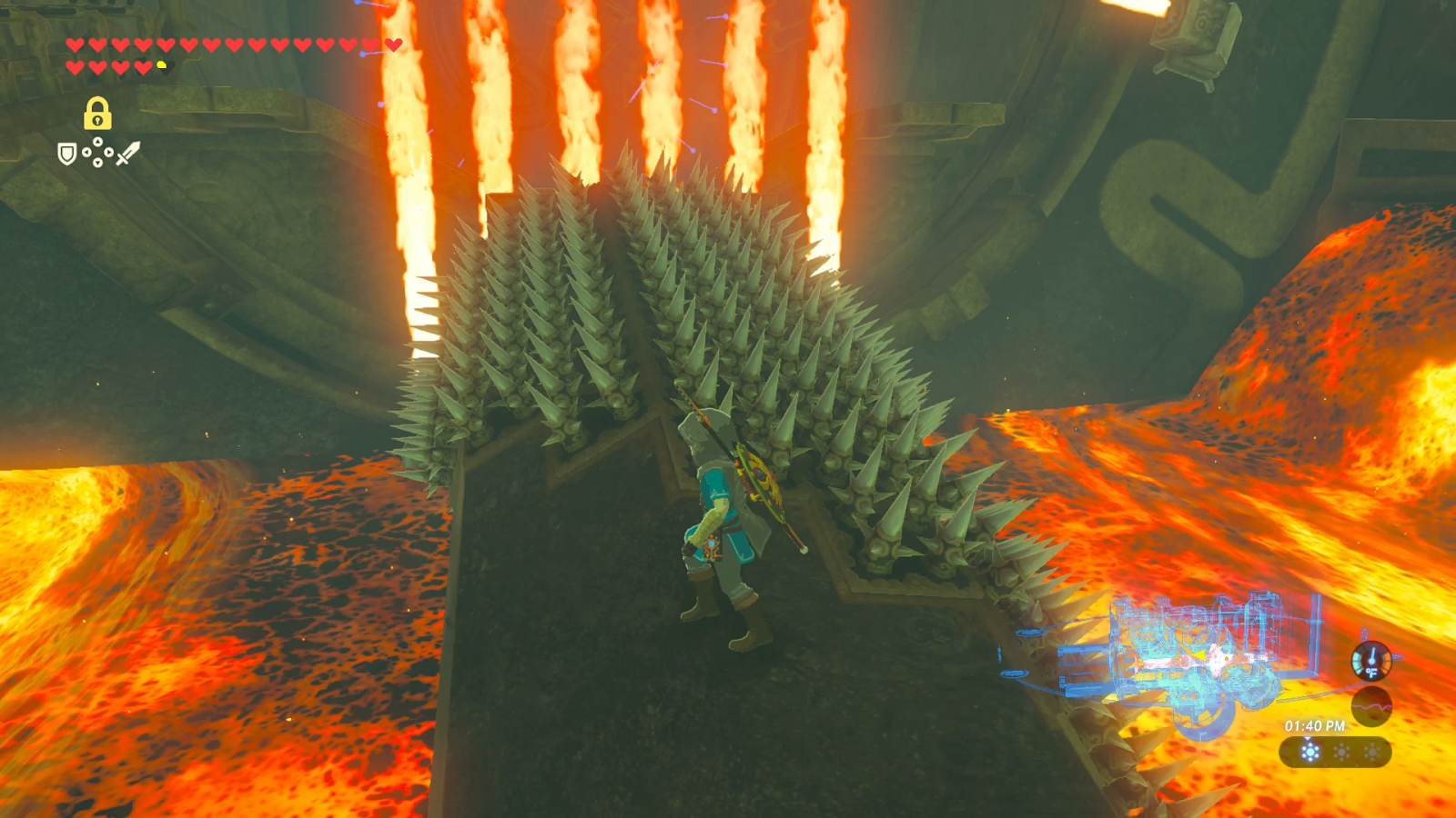 An In-Depth Look At Breath Of The Wild's Divine Beasts
