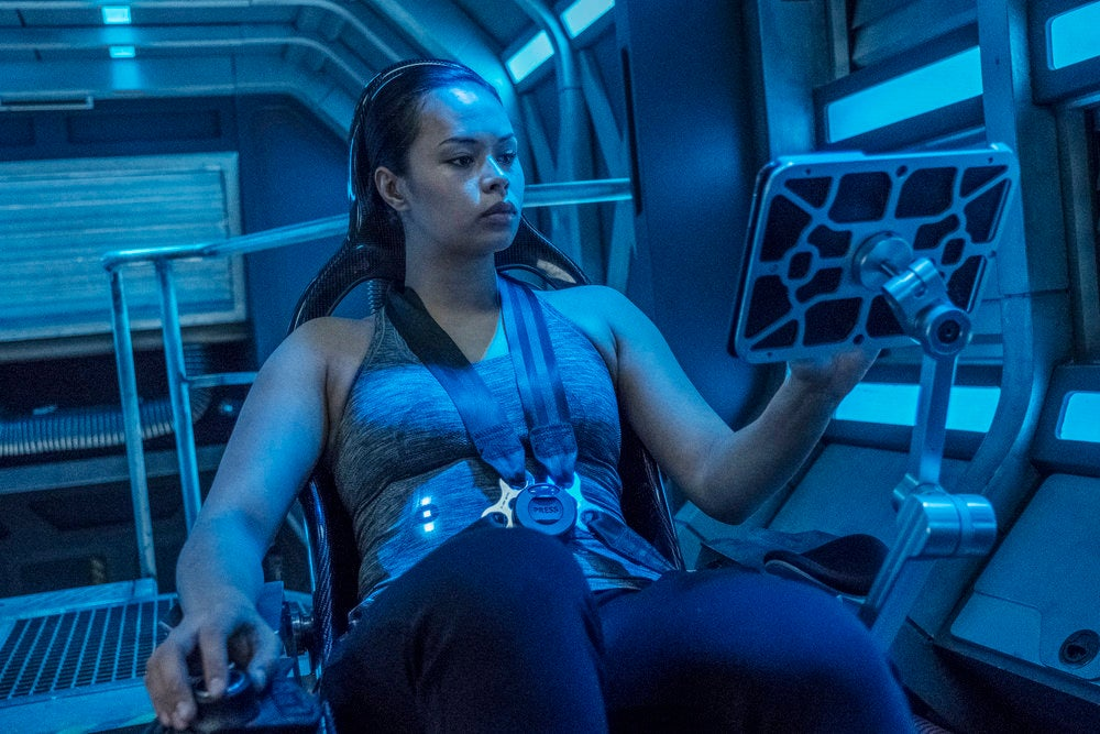 The Expanse Season Finale Finds Humanity Teetering On The Brink Of Annihilation -8194