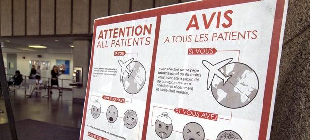 Ebola Airport Screenings Won't Do a Damn Thing