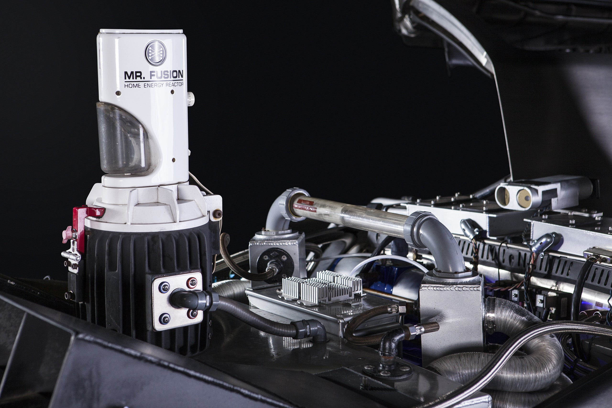 This Real-Life 'Mr. Fusion' Can Turn Leftovers Into Energy