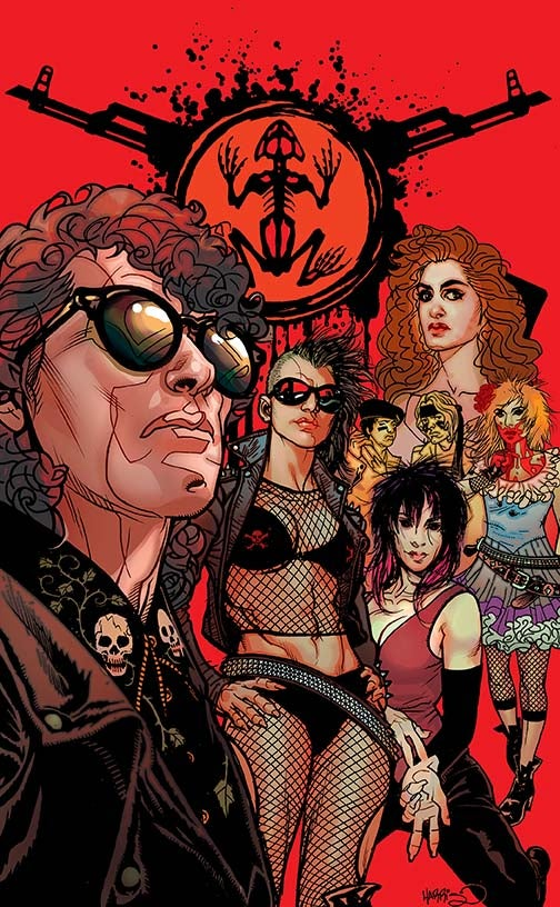 The Lost Boys Is Finally Getting the Sequel it Deserves, Just in Comic Book Form