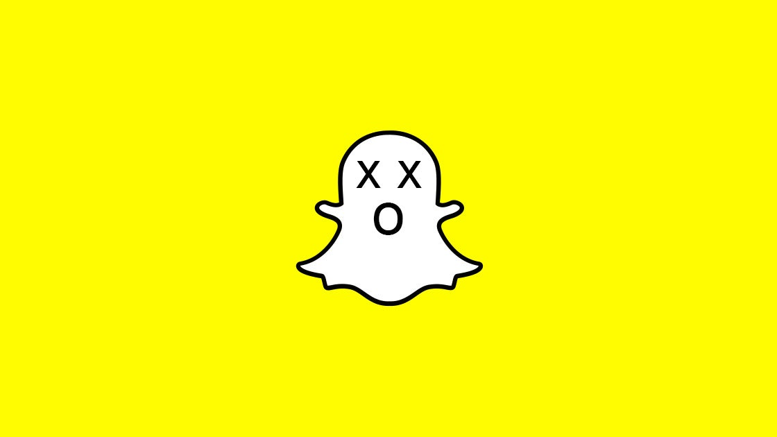 Just How Screwed Is Snapchat?