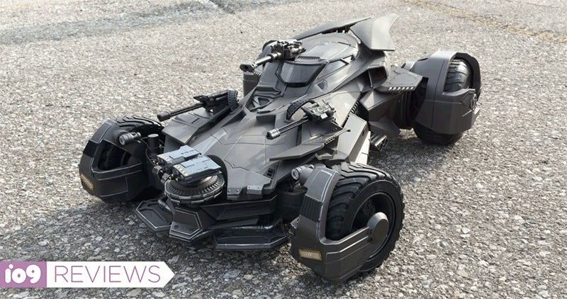 This Two-Foot-Long RC Replica Is As Close As You'll Ever Get To Driving The Batmobile