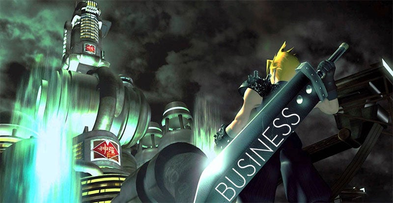 This Week In The Business: Shinra Falls Again
