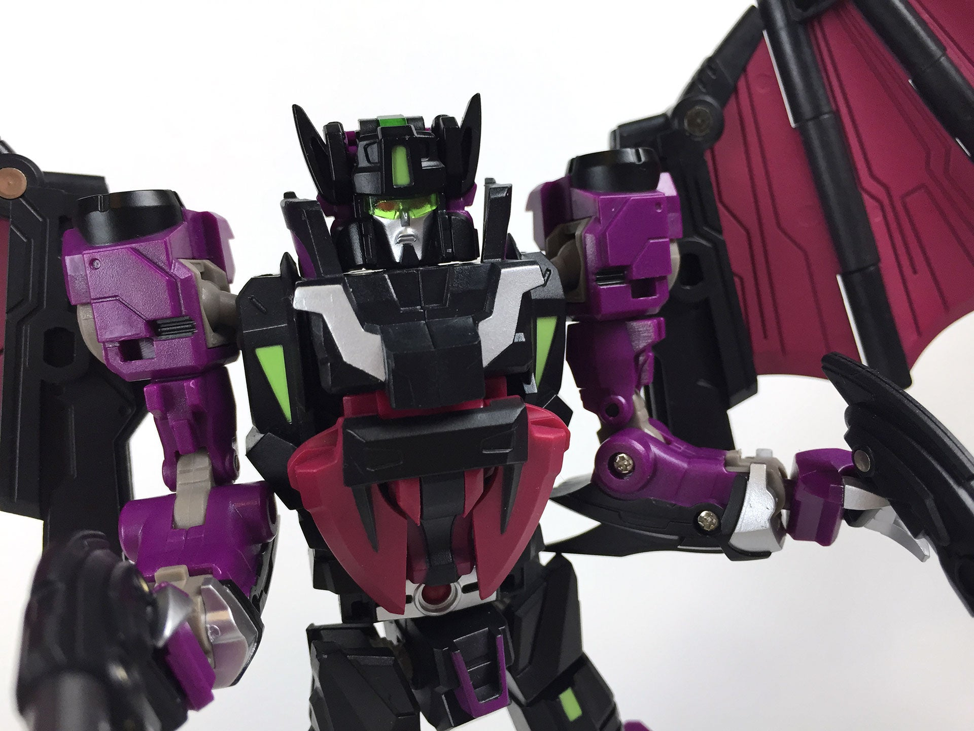 A Third-Party Callback To Transformers' Scariest Headmaster