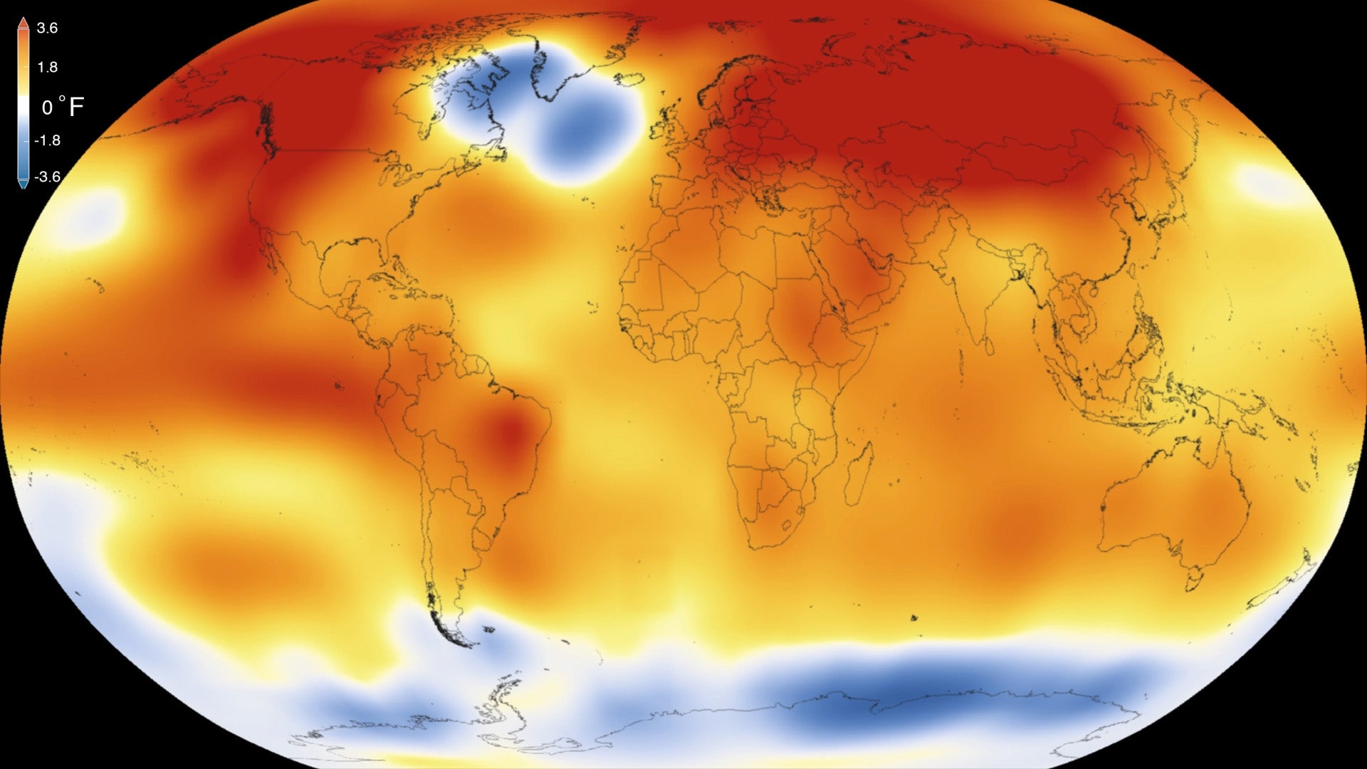 2015 Shattered All Temperature Records, And It Wasn't Just ElNiño