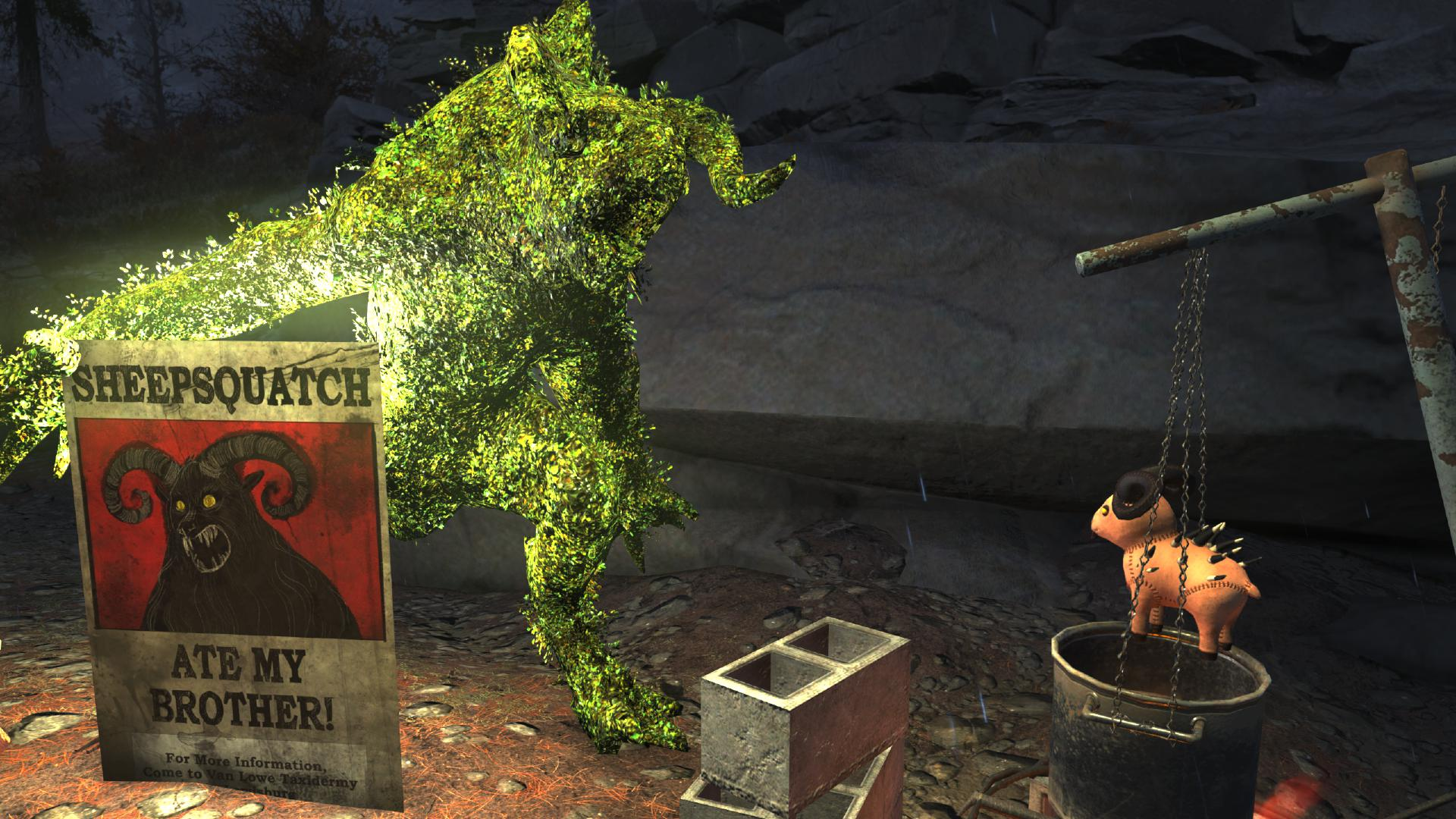 The Sad Story Of Steve The Pet Deathclaw Whose Life Was Cut Short By Fallout 76 Bugs