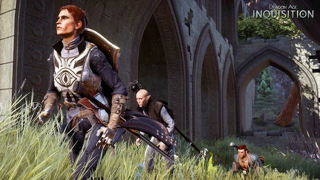 Dragon Age: Inquisition's Sex Talk Sounds Hilarious