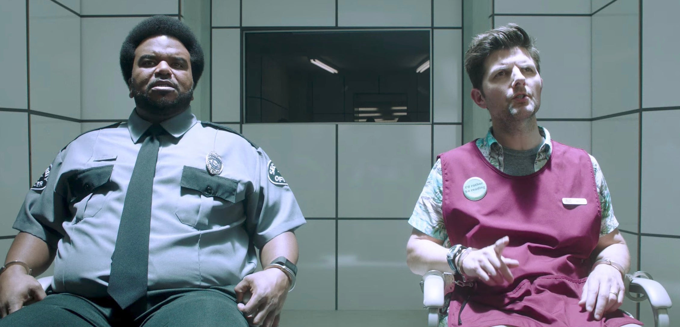 Let's Hope Fox's Paranormal Comedy Ghosted Ends Up Being Funnier Than Its First Trailer