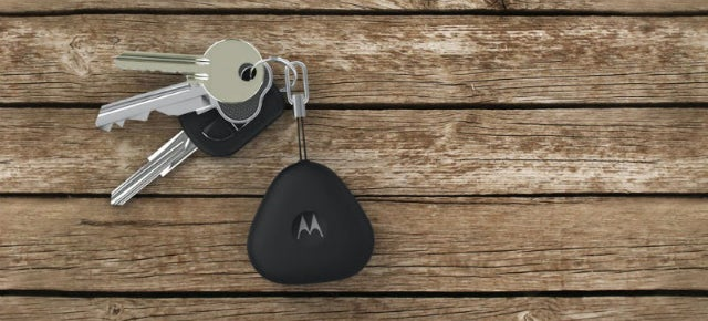 Motorola Keylink Helps Find Your Keys or Phone When Your Brain Can't