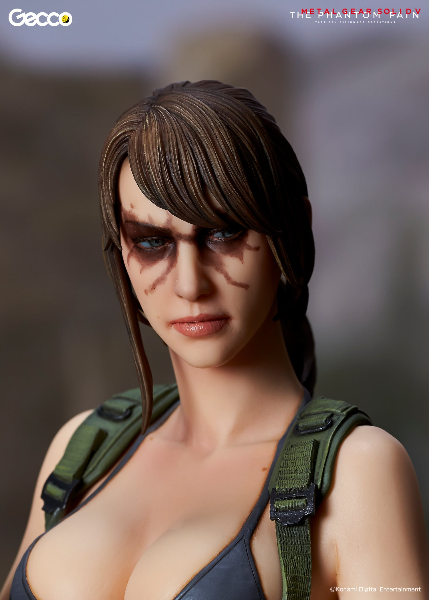 A $US289 ($398) Statue Of MGSV's Quiet
