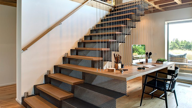 The Stairdesk Workspace