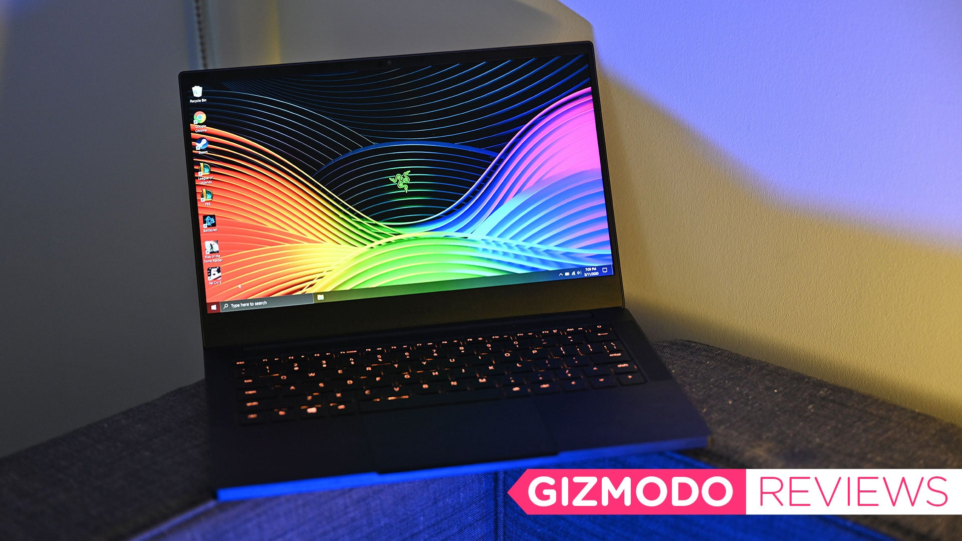 The Razer Blade Stealth Is The Beefy Little Laptop I Always Wanted