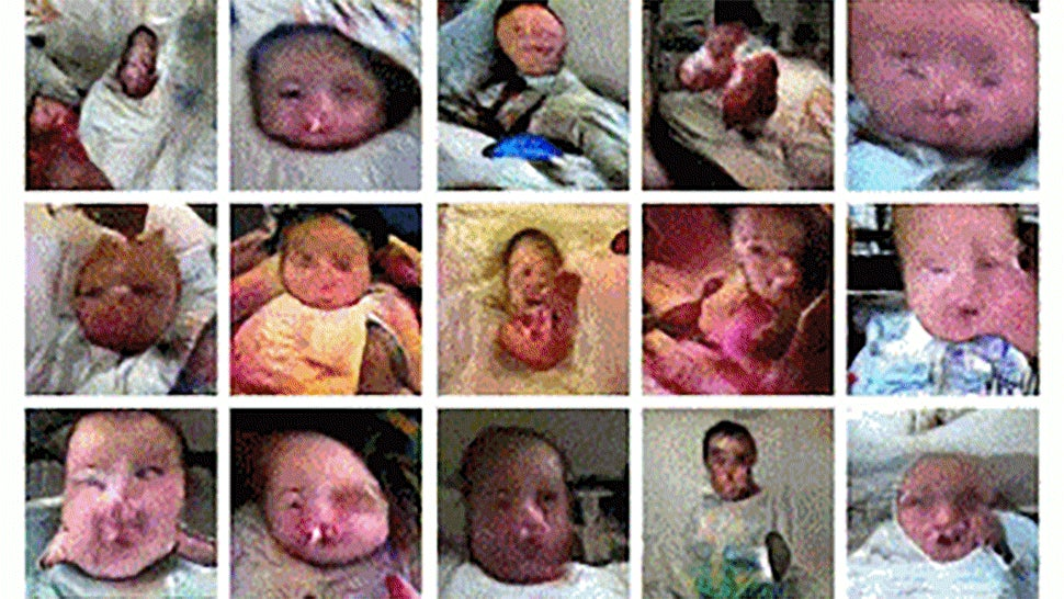 These Nightmare Videos Are Generated From Still Baby Photos by a Neural Network