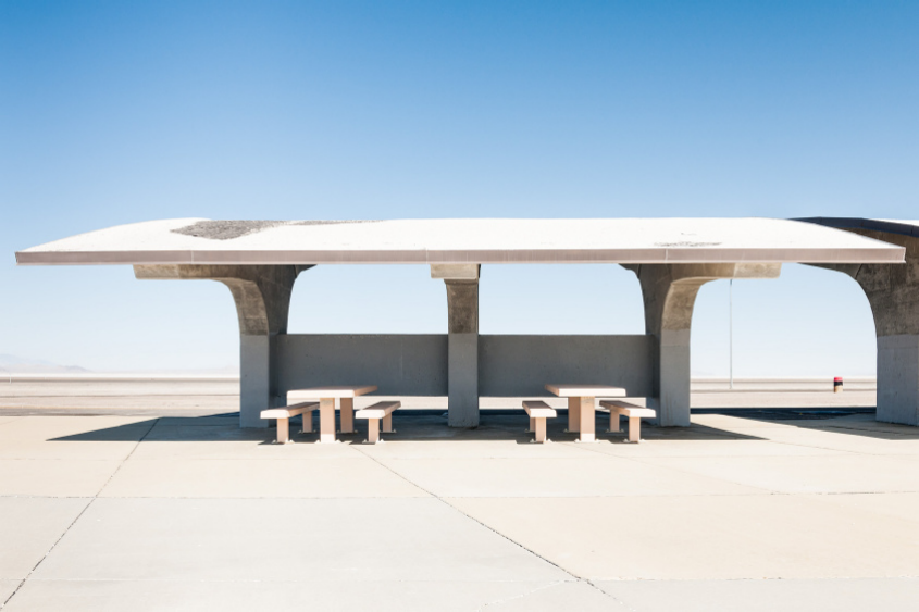 These Photos of Rest Areas Will Make You Want to Take a Road Trip