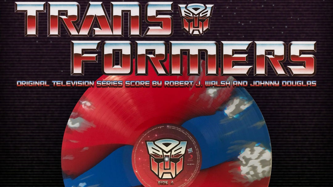 Music From The '80s Transformers Cartoon Finally Gets An Official Release
