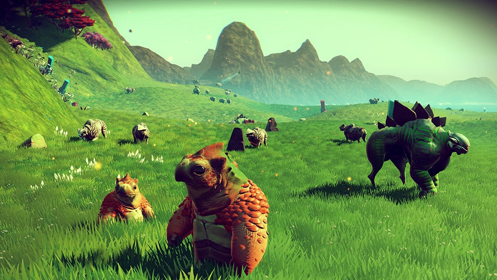 Were There Really More Species Discovered in No Man's Sky Than There Are on Earth?