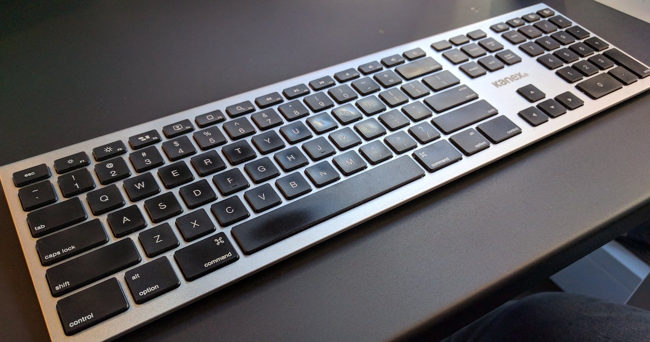 The Kanex MultiSync Keyboard Looks Great, Connects To Multiple Devices Easily Over Bluetooth