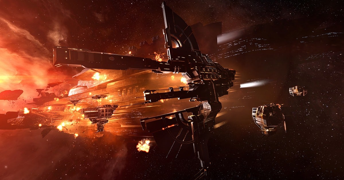 DDOS Attack Locks Out EVE Online Players For NINE Days