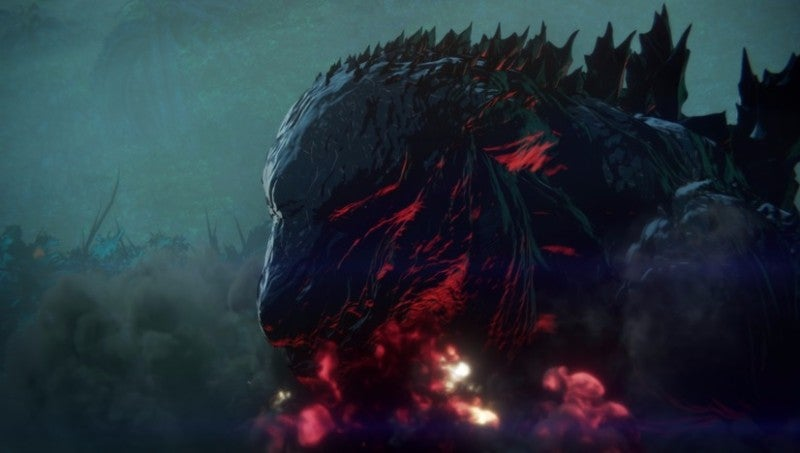 The New Anime Godzilla Movie Is Pretty Good