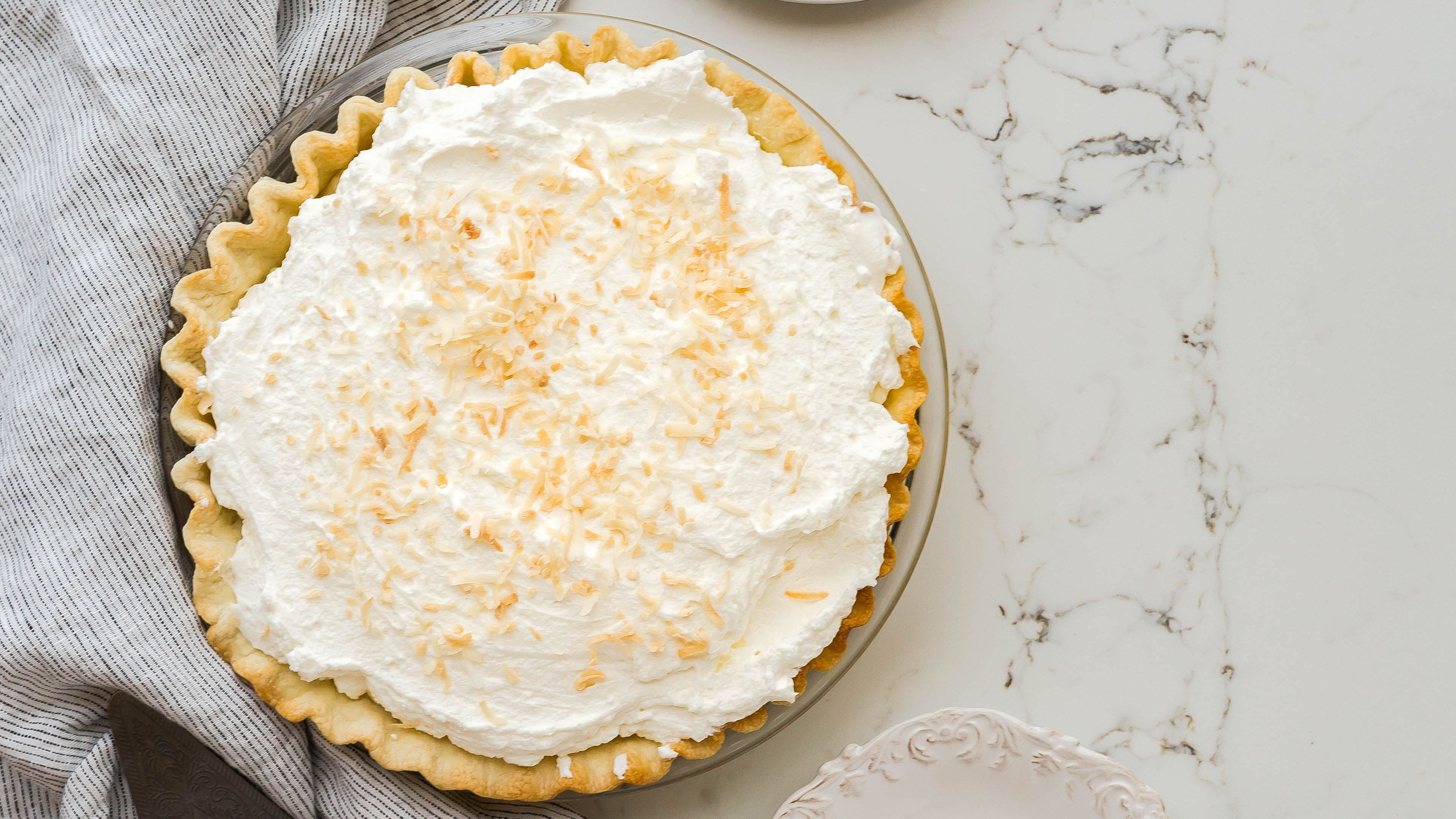This Cornmeal Pie Crust Is Extremely Forgiving