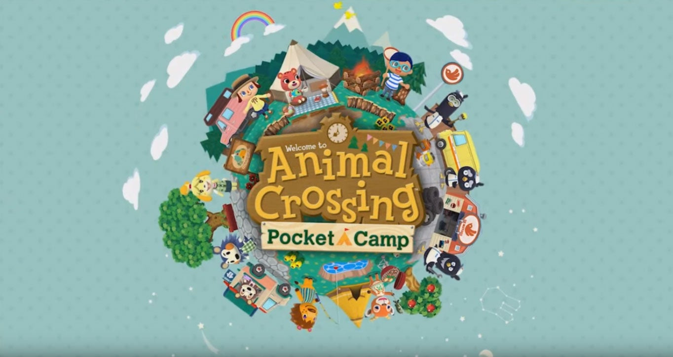 Animal Crossing: Pocket Camp Is Available Now
