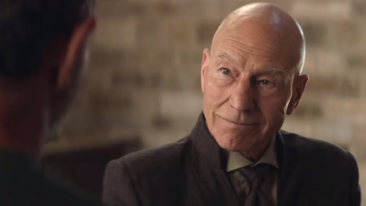 Patrick Stewart Might Be Responsible For How We All Say Data Now