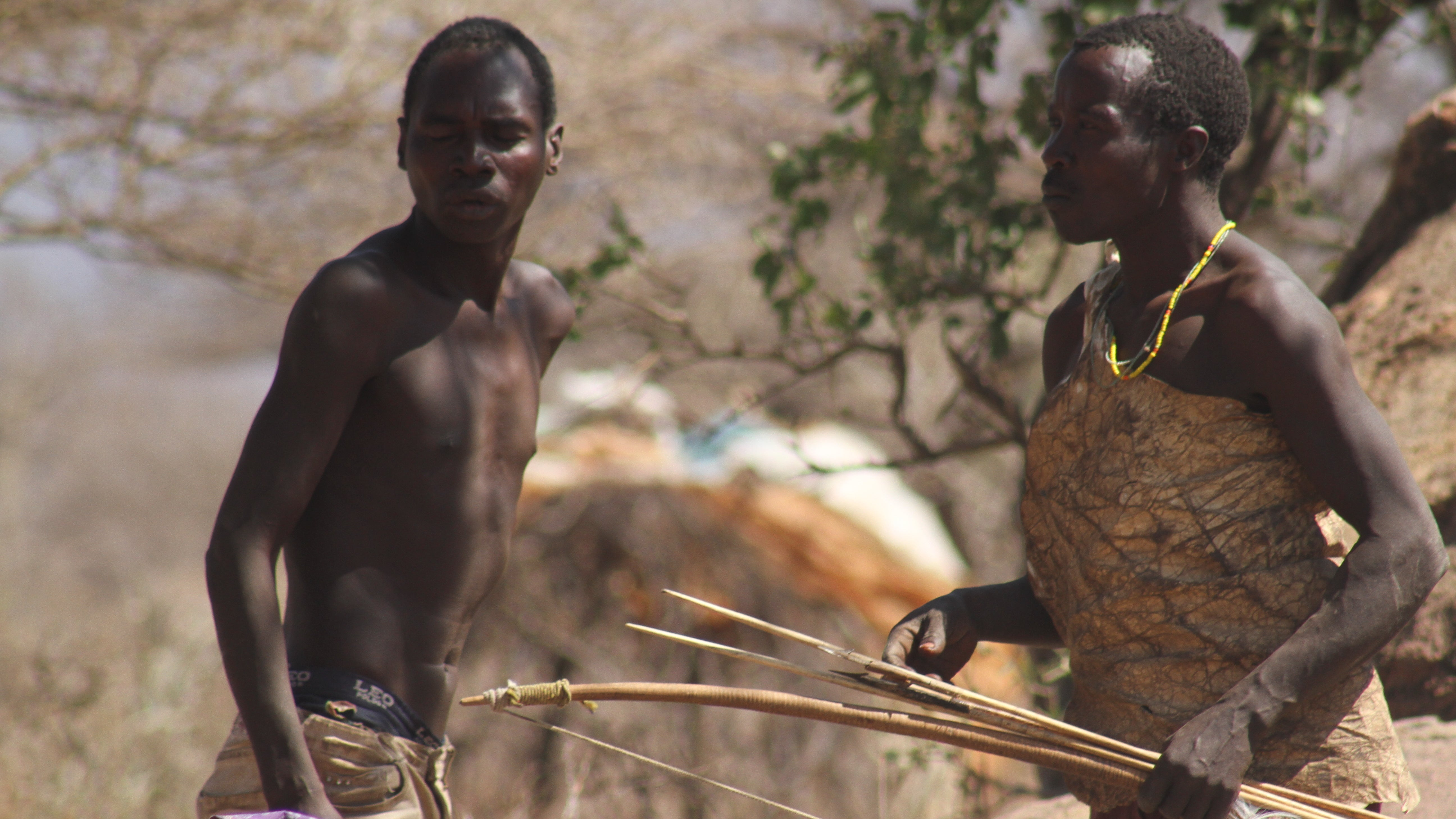 What Present-Day Hunter-Gatherers Can Tell Us About The Bacteria In Our Gut