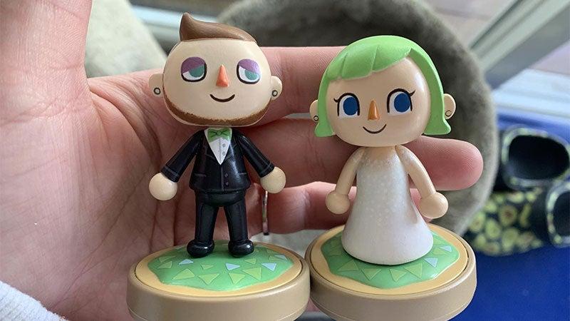 A Very Amiibo Wedding
