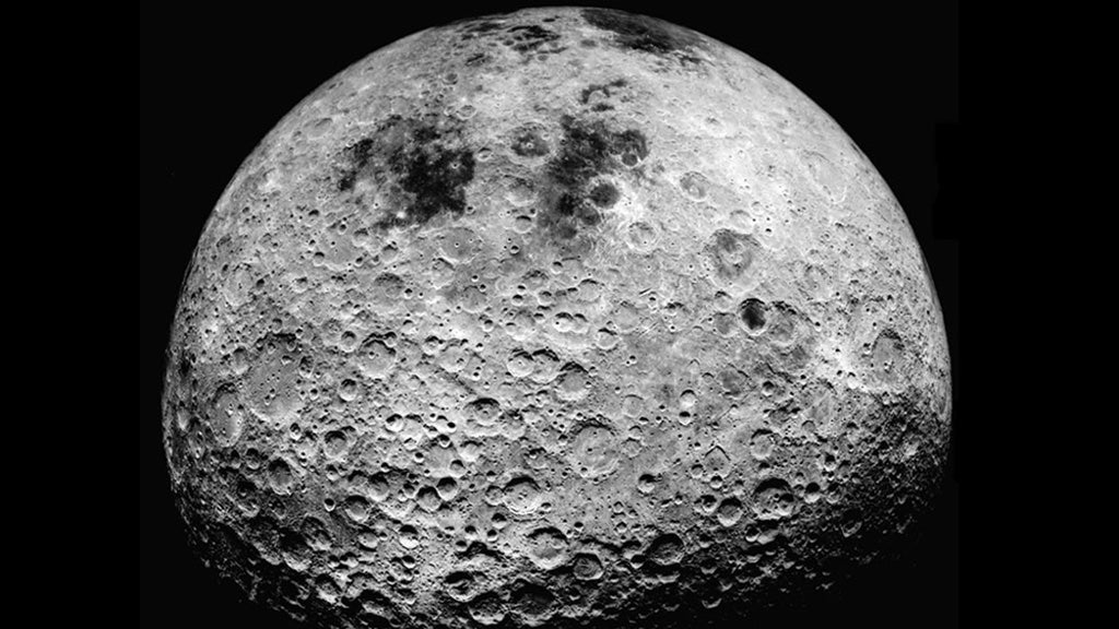 China To Launch Mission To Moon's Far Side On Monday